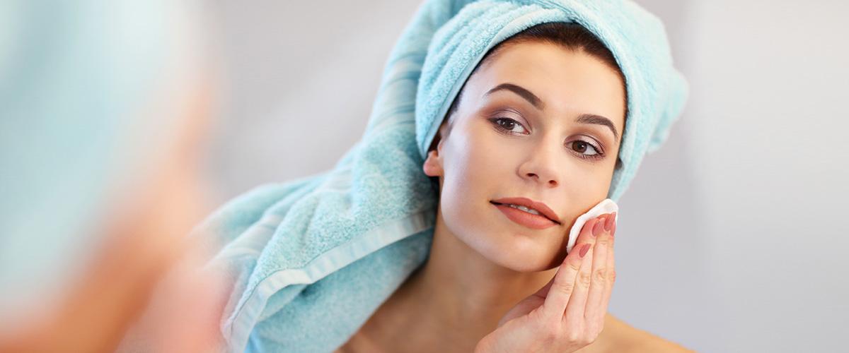 Beauty Routine viso